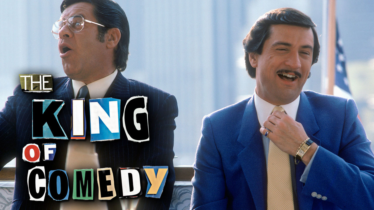 The King of Comedy on Netflix AUS/NZ