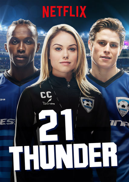 21 Thunder on Netflix AUS/NZ