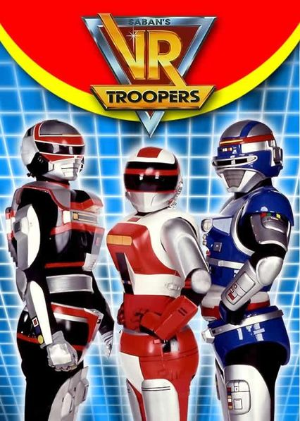 V.R. Troopers on Netflix AUS/NZ
