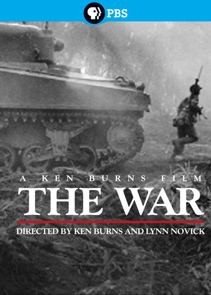 Ken Burns: The War on Netflix AUS/NZ