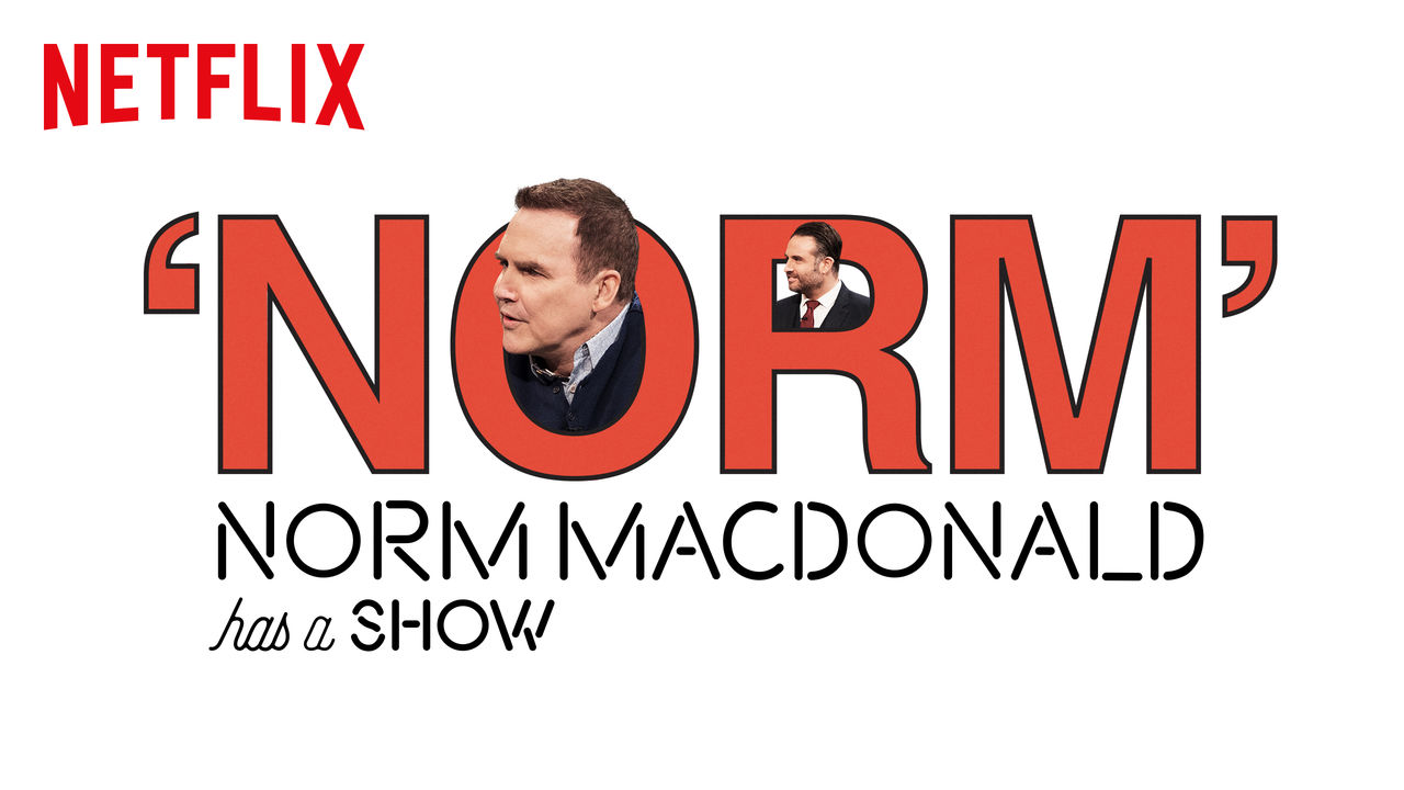 Norm Macdonald Has a Show on Netflix AUS/NZ