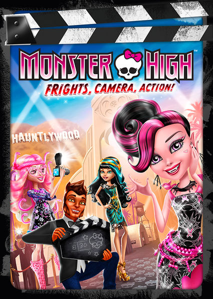 Monster High: Frights, Camera, Action! on Netflix AUS/NZ