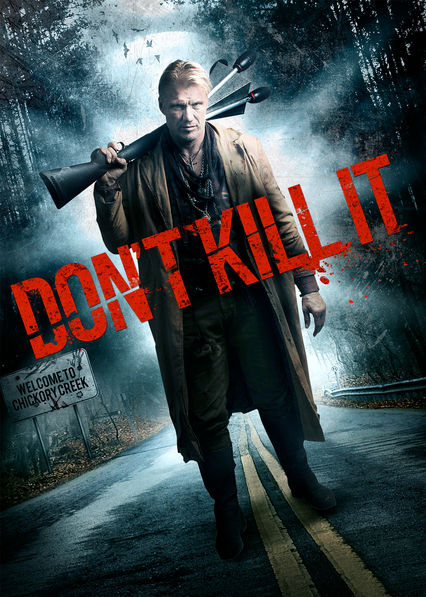 Don't Kill It on Netflix AUS/NZ