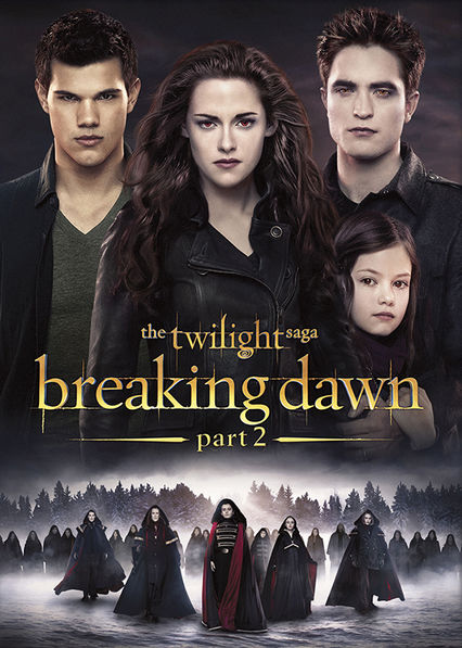 The Twilight Saga: Breaking Dawn: Part 2 on Netflix AUS/NZ