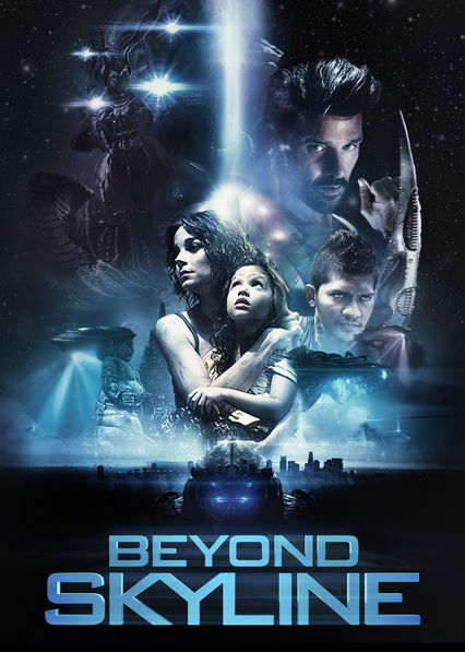 Beyond Skyline on Netflix AUS/NZ