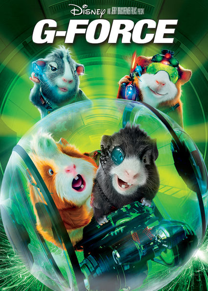 G-Force on Netflix AUS/NZ