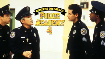 Police Academy 4: Citizens on Patrol (1987)