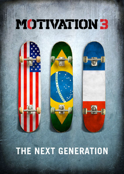 Motivation 3: The Next Generation on Netflix AUS/NZ