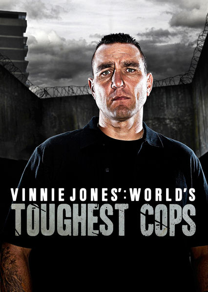 Vinnie Jones World's Toughest Cops on Netflix AUS/NZ