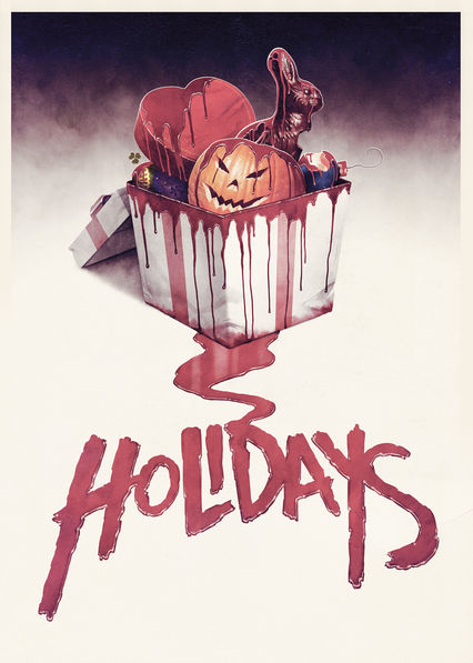 Holidays on Netflix AUS/NZ