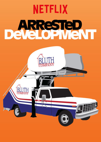 Arrested Development on Netflix AUS/NZ