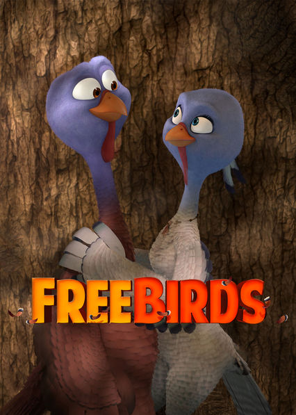 Free Birds on Netflix AUS/NZ