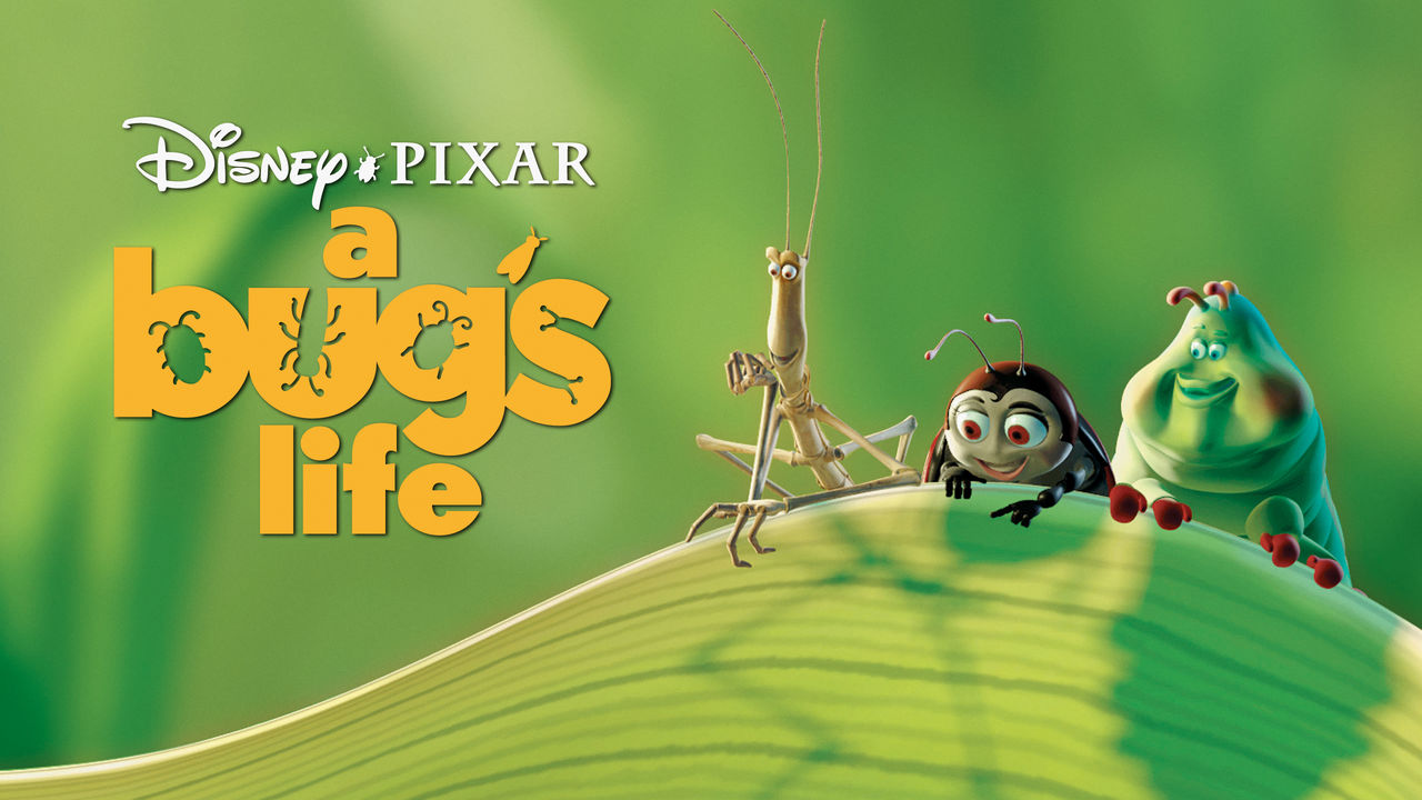 It's just a picture of Effortless A Bug's Life Poster