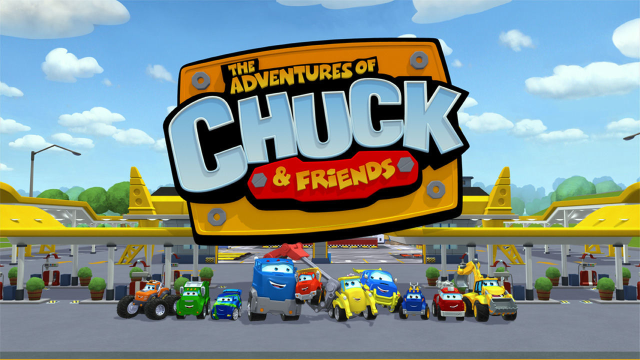 The Adventures of Chuck & Friends on Netflix AUS/NZ