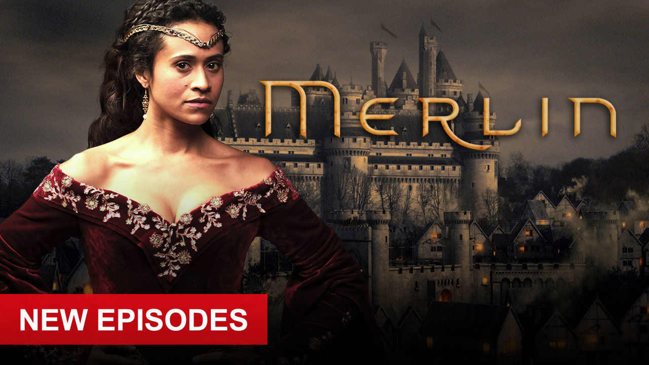 Merlin on Netflix AUS/NZ