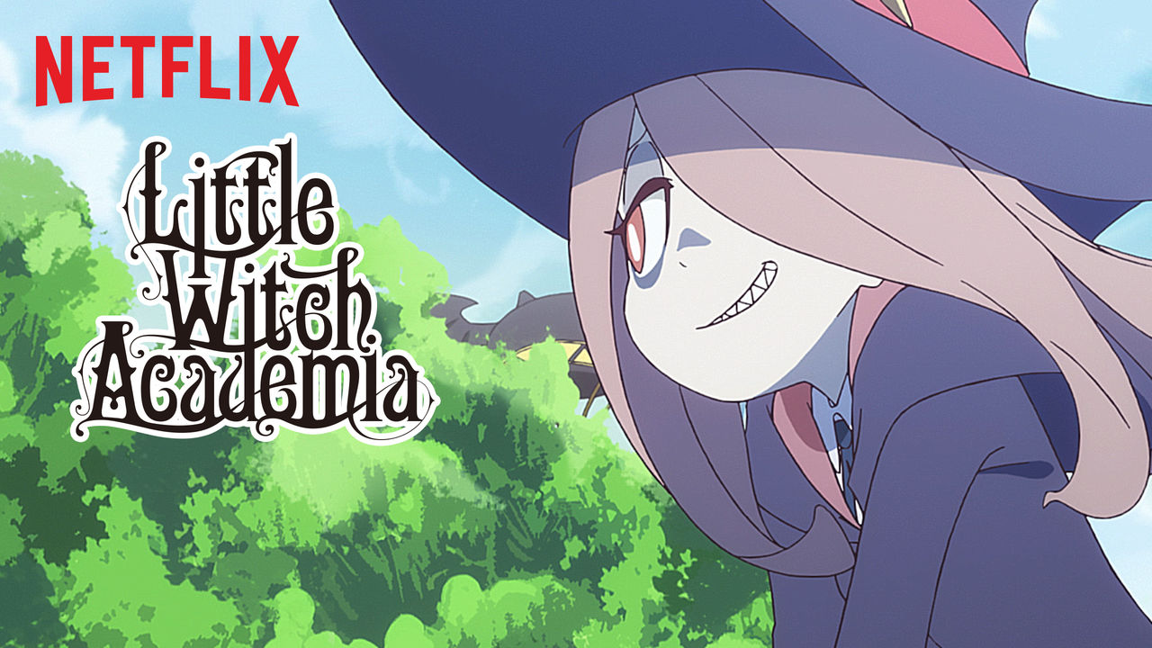 Nude anime shows on netflix