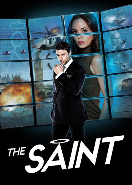 The Saint on Netflix AUS/NZ