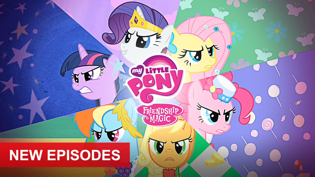 My Little Pony: Friendship Is Magic on Netflix AUS/NZ