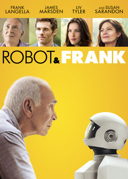 Robot & Frank on Netflix AUS/NZ