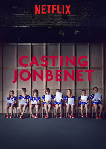Casting JonBenet on Netflix AUS/NZ