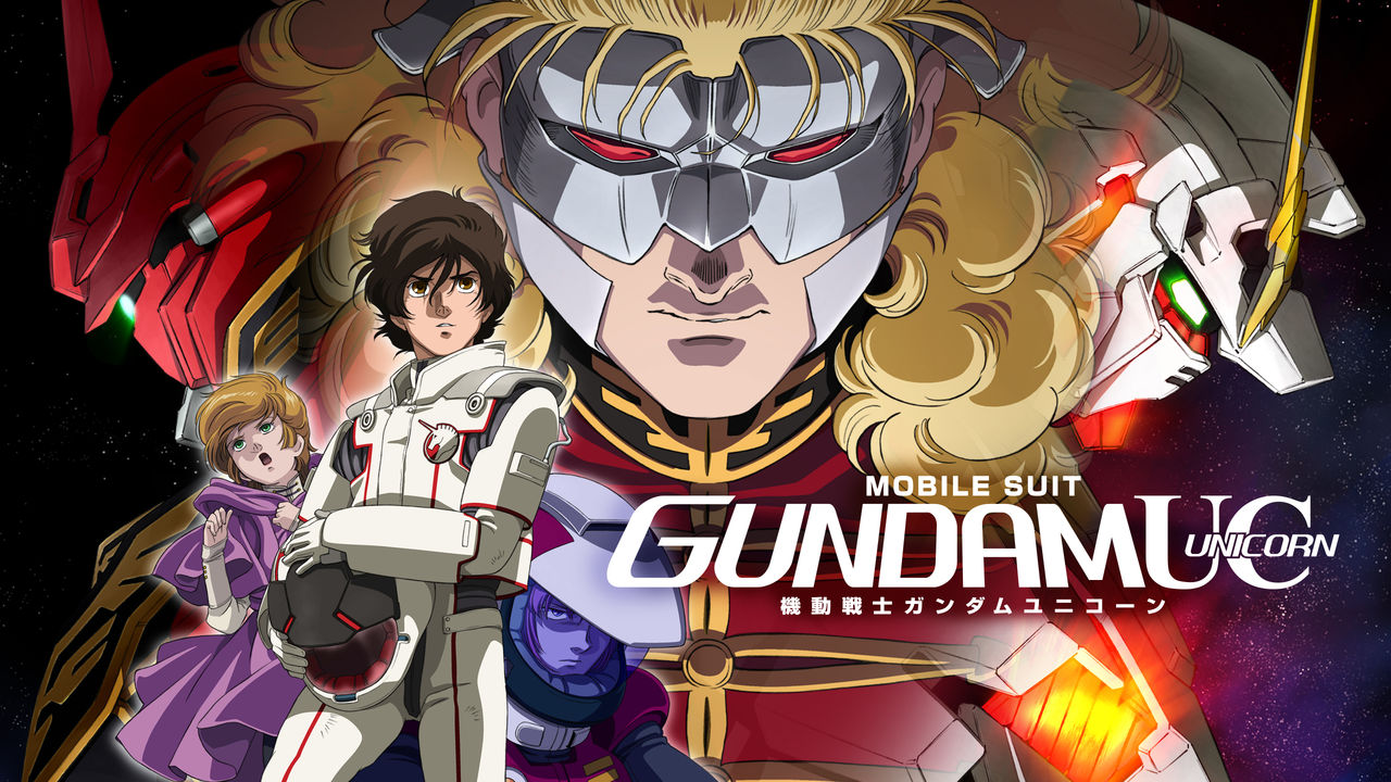 Mobile Suit Gundam UC on Netflix AUS/NZ