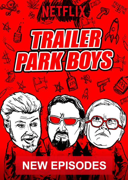 Trailer Park Boys on Netflix AUS/NZ