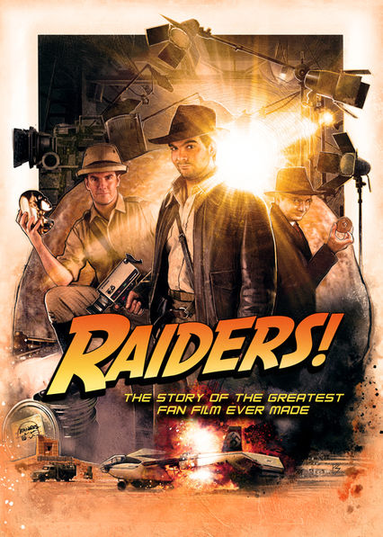 Raiders!: The Story of the Greatest Fan Film Ever Made on Netflix AUS/NZ