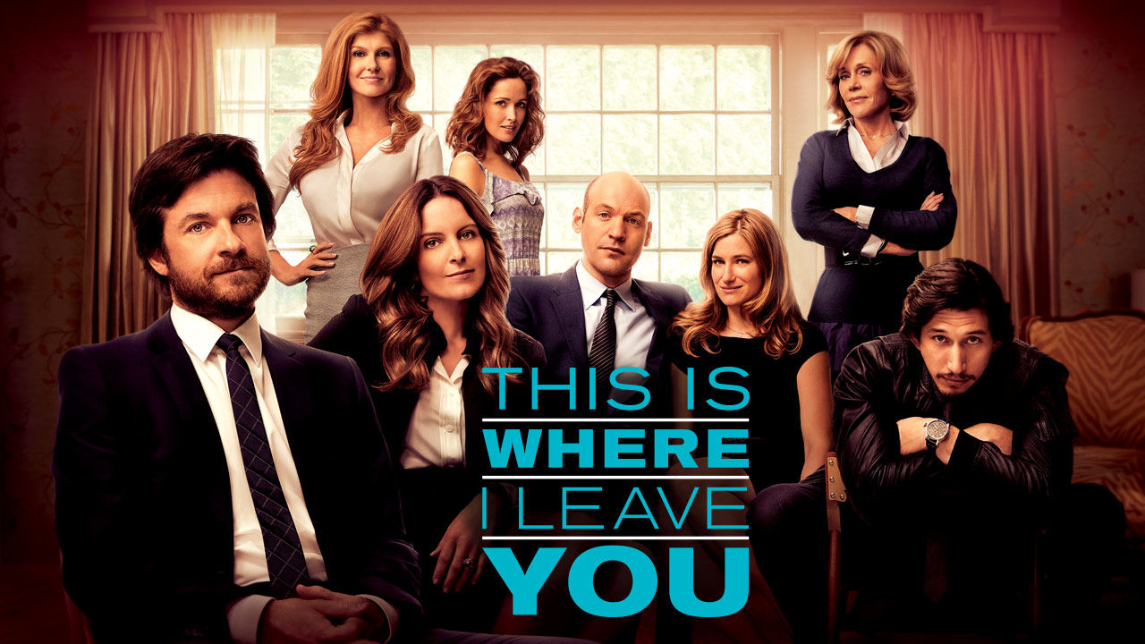 This Is Where I Leave You on Netflix AUS/NZ