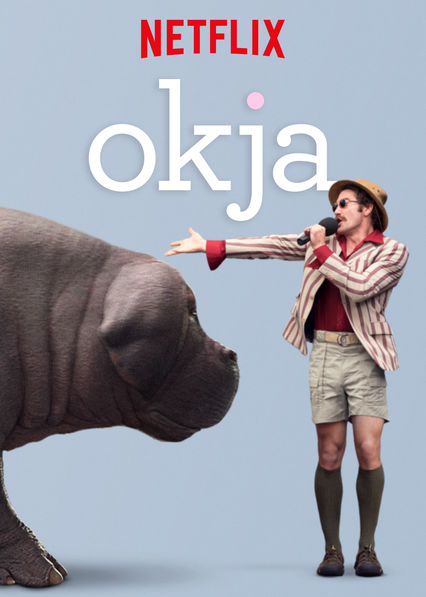 Okja on Netflix AUS/NZ