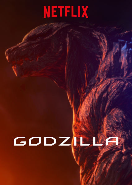 Godzilla on Netflix AUS/NZ
