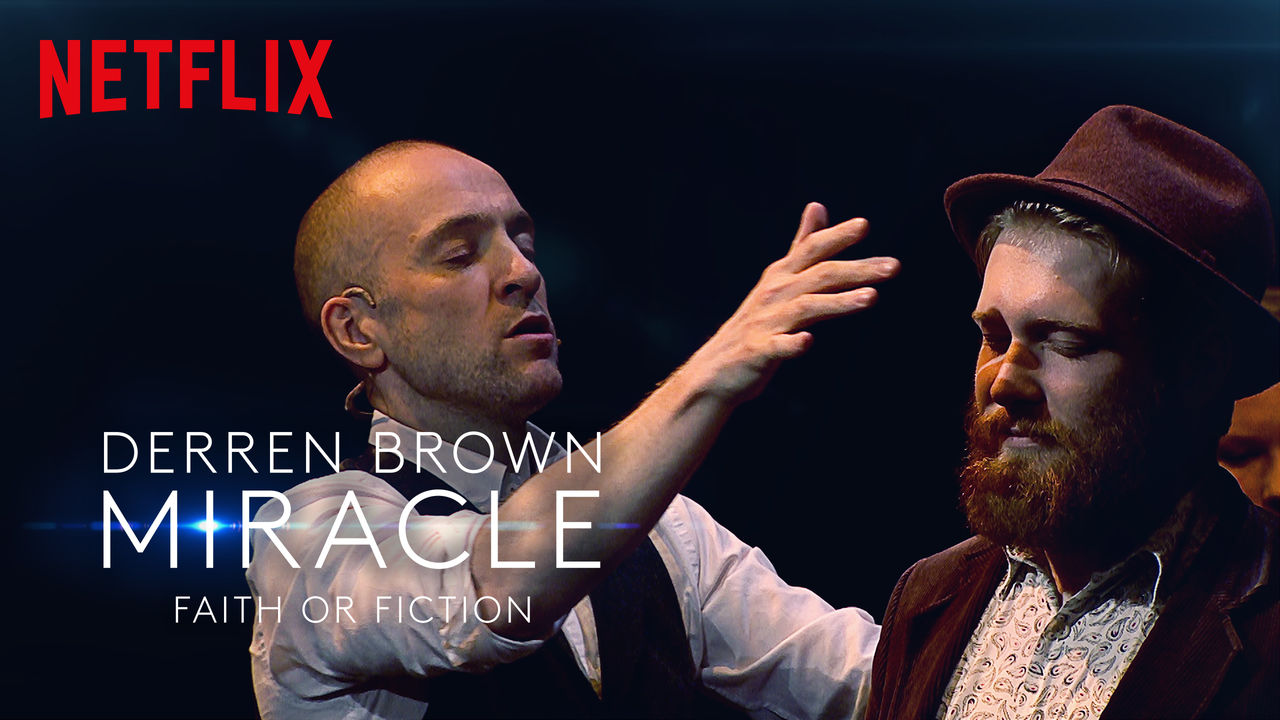 Derren Brown: Miracle on Netflix AUS/NZ