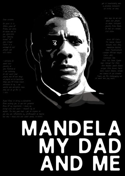 Mandela, My Dad and Me