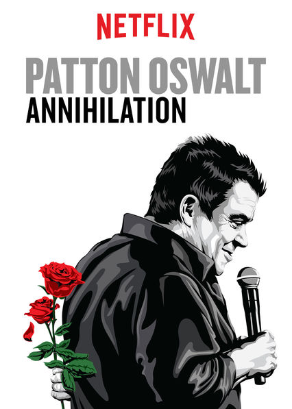Patton Oswalt: Annihilation on Netflix AUS/NZ