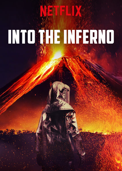 Into the Inferno on Netflix AUS/NZ