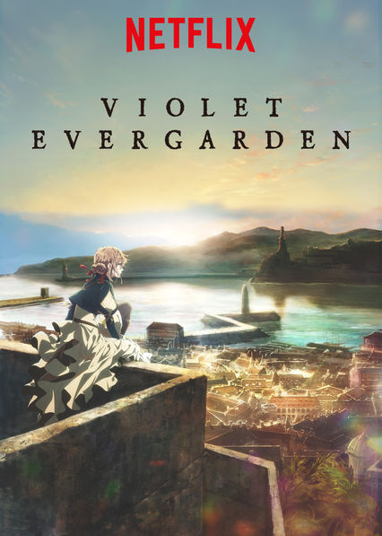 Violet Evergarden on Netflix AUS/NZ