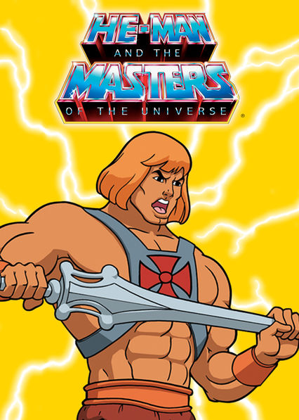 He-Man and the Masters of the Universe (1983) on Netflix AUS/NZ