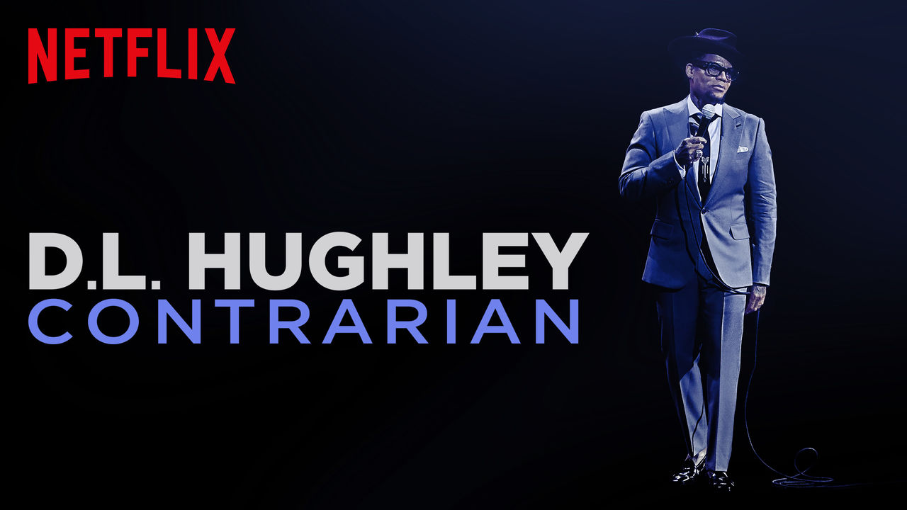 D.L. Hughley: Contrarian on Netflix AUS/NZ