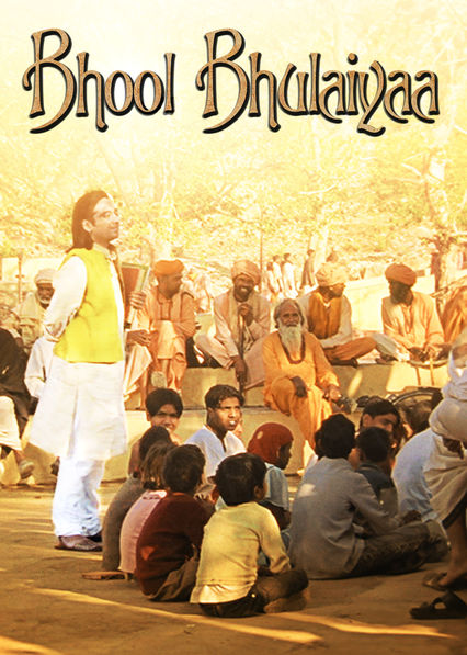 Bhool Bhulaiyaa on Netflix AUS/NZ