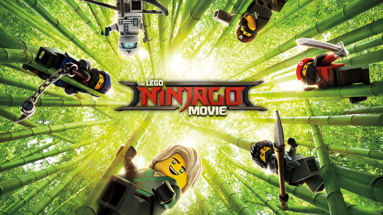 The LEGO Ninjago Movie on Netflix AUS/NZ