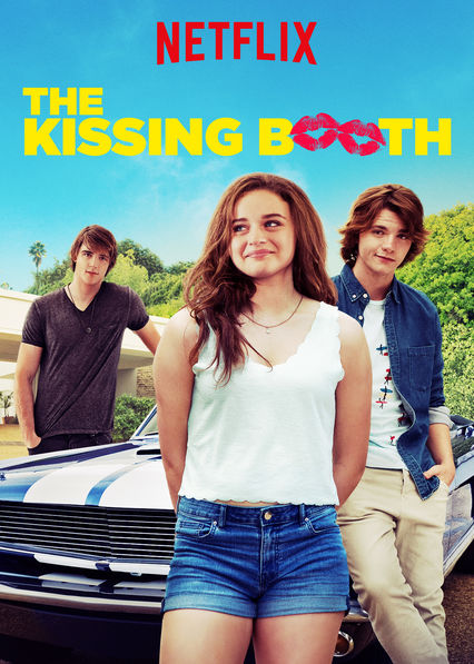 The Kissing Booth on Netflix AUS/NZ