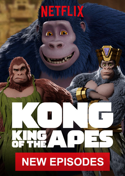 Kong: King of the Apes