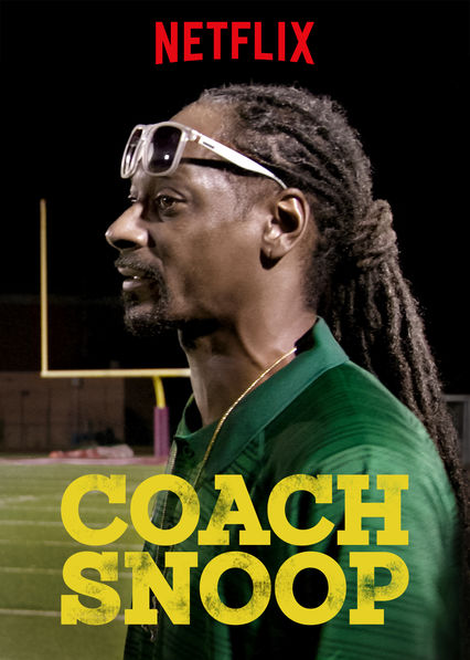 Coach Snoop on Netflix AUS/NZ