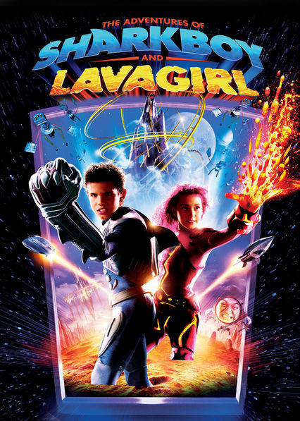 The Adventures of Sharkboy & Lavagirl