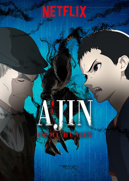 AJIN: Demi-Human on Netflix AUS/NZ