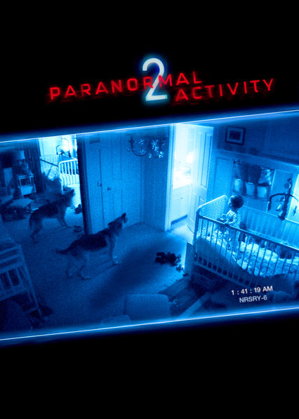 unexplained paranormal activity