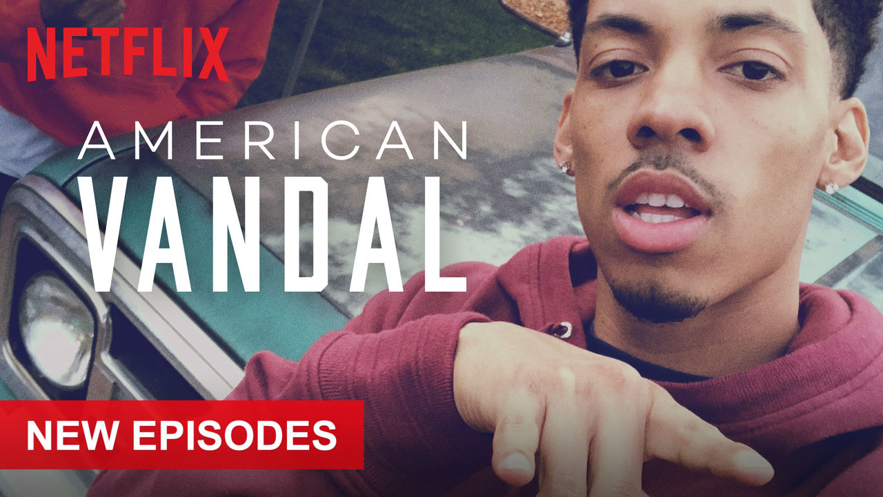 American Vandal on Netflix AUS/NZ