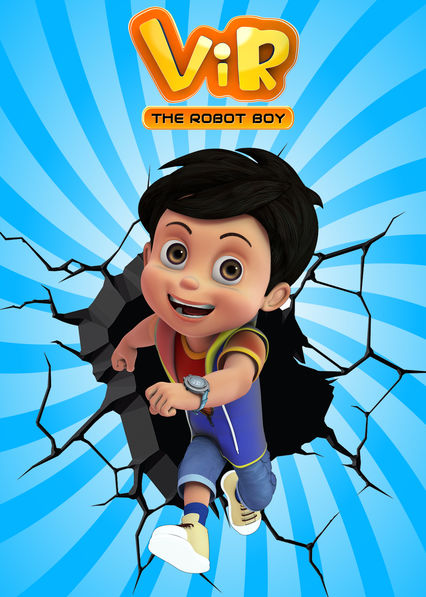 ViR: The Robot Boy on Netflix AUS/NZ