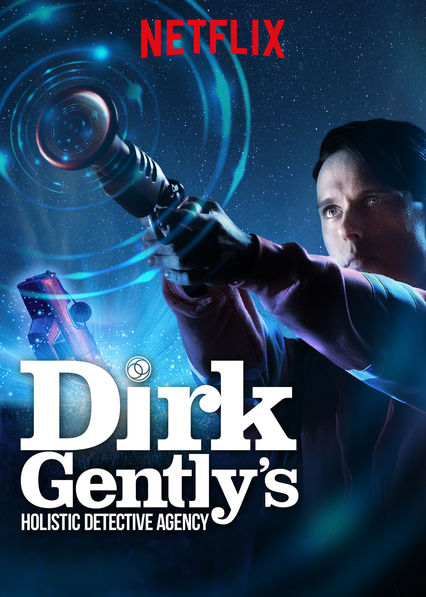 Dirk Gently's Holistic Detective Agency on Netflix AUS/NZ
