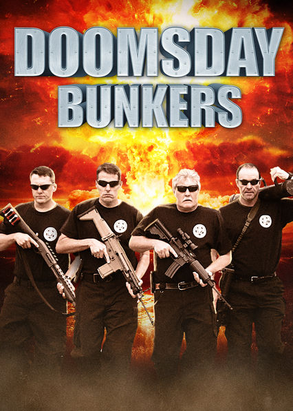 Doomsday Bunkers on Netflix AUS/NZ