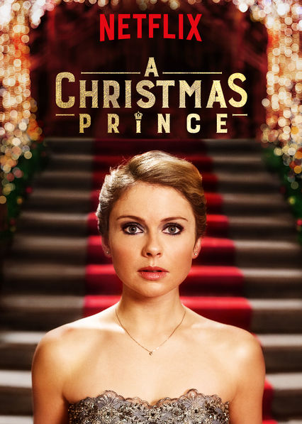 A Christmas Prince on Netflix AUS/NZ